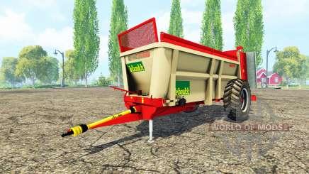 LeBoulch Maxi HVS 417 for Farming Simulator 2015