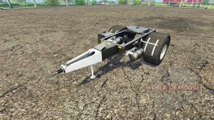 Fliegl Dolly EA v1.0 for Farming Simulator 2015