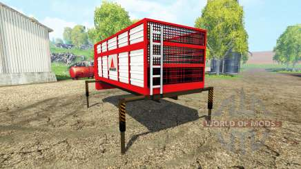 ANNABURGER HTS 20.04 for Farming Simulator 2015