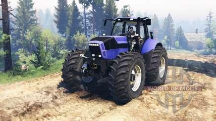 Deutz-Fahr Agrotron X 720 v2.0 for Spin Tires