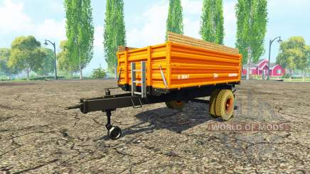 BRANTNER E 8041 v2.0 for Farming Simulator 2015