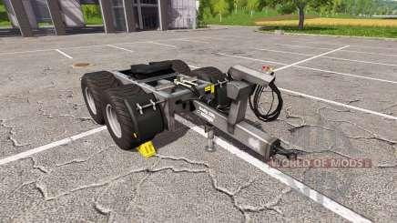 Fliegl Dolly 20L for Farming Simulator 2017