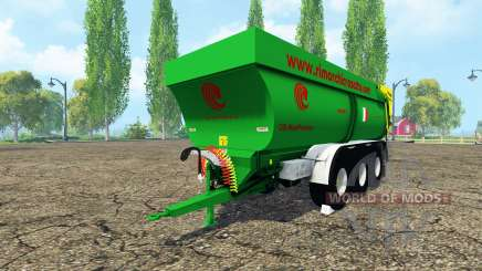Crosetto CMR 180 v1.1 for Farming Simulator 2015