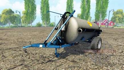 Puhringer 3200 for Farming Simulator 2015