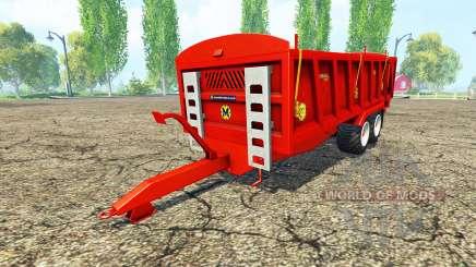 Marshall QM-16 for Farming Simulator 2015