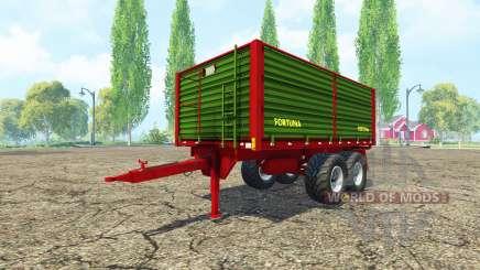 Fortuna FTD 150 v1.1 for Farming Simulator 2015