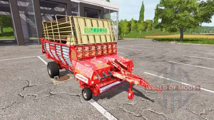 POTTINGER EUROBOSS 330 T dirty for Farming Simulator 2017
