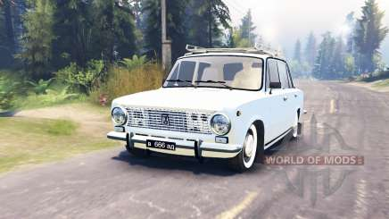 VAZ 2101 Zhiguli for Spin Tires