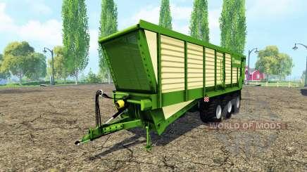 Krone TX 560 D v0.9 for Farming Simulator 2015
