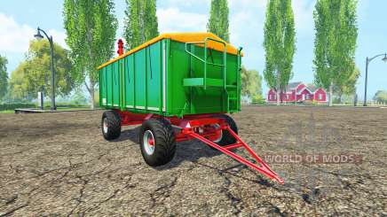 Kroger HKD 302 overload v0.9 for Farming Simulator 2015