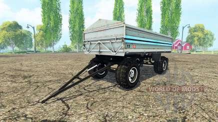 Fortschritt HW 80.11 v1.1 for Farming Simulator 2015