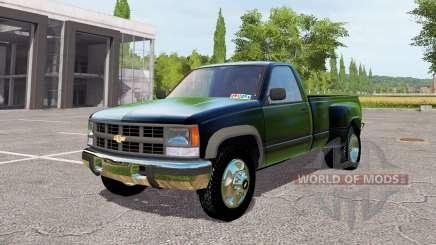 Chevrolet K3500 1994 for Farming Simulator 2017