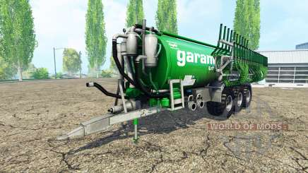 Kotte Garant VTR v1.53 for Farming Simulator 2015