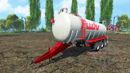 Fuchs three-axle for Farming Simulator 2015