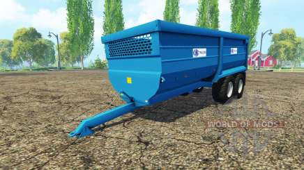 Kane Halfpipe for Farming Simulator 2015