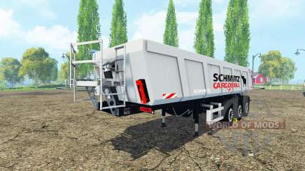 Schmitz Cargobull v2.0 for Farming Simulator 2015