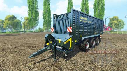 Strautmann Tera-Vitesse CFS 5201 DO v1.3 for Farming Simulator 2015