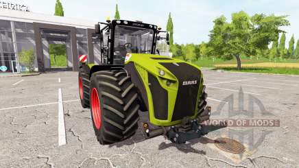 CLAAS Xerion 4500 for Farming Simulator 2017