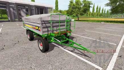 METALTECH DB 8 for Farming Simulator 2017