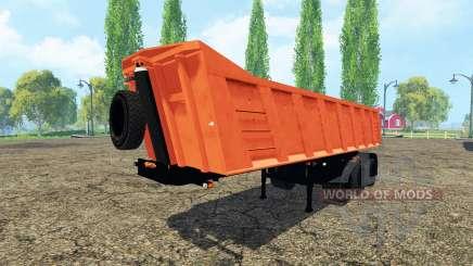 MAZ 953000-010 for Farming Simulator 2015