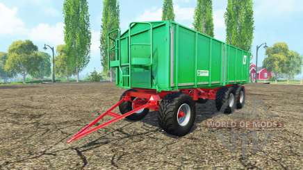 Kroger HKD 302 3-axis v1.2 for Farming Simulator 2015