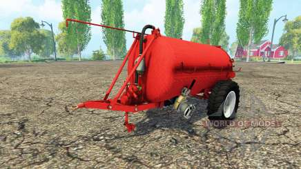 Bauer 2200 for Farming Simulator 2015