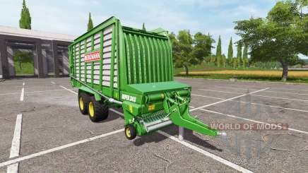 BERGMANN Repex 34S multicolor rims for Farming Simulator 2017
