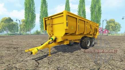 Maitre BMM 140 for Farming Simulator 2015