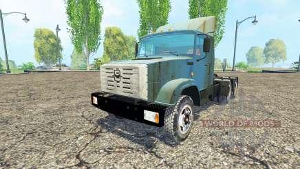 ZIL 13305А for Farming Simulator 2015