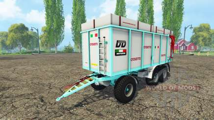 Crosetto CMR 200 for Farming Simulator 2015