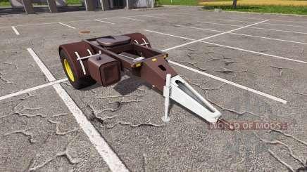 Fliegl Dolly EA v0.9.5 for Farming Simulator 2017