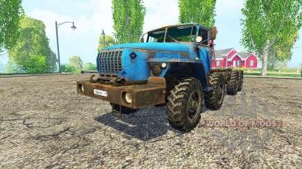 Ural 6614 for Farming Simulator 2015