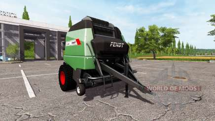 Fendt V 5200 v1.0.0.2 for Farming Simulator 2017