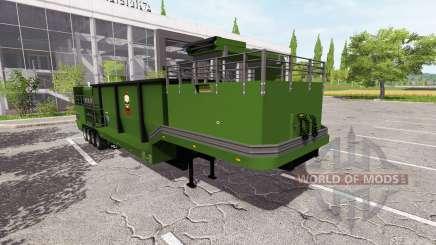 Separarately trailer v0.0.0.1 for Farming Simulator 2017