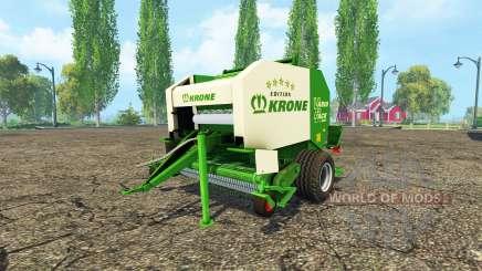 Krone VarioPack 1500 v2.0 for Farming Simulator 2015