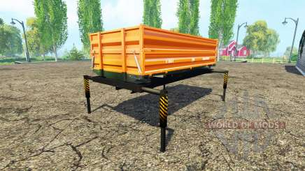 BRANTNER E 8041 v1.1 for Farming Simulator 2015