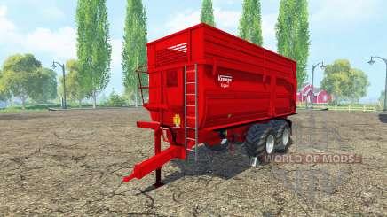 Krampe BBS 650 v1.2 for Farming Simulator 2015