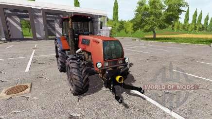 Belarus 2522 for Farming Simulator 2017