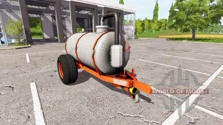 Kaweco 6000l v1.0.0.2 for Farming Simulator 2017