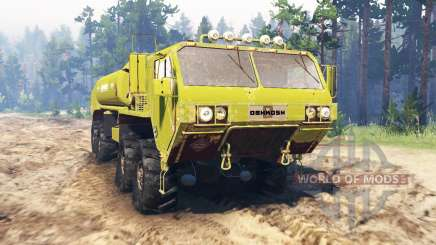 Oshkosh HEMTT M977EX for Spin Tires