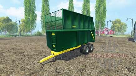 Multiva TR 190 for Farming Simulator 2015