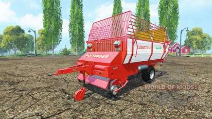 POTTINGER Forage 2500 for Farming Simulator 2015