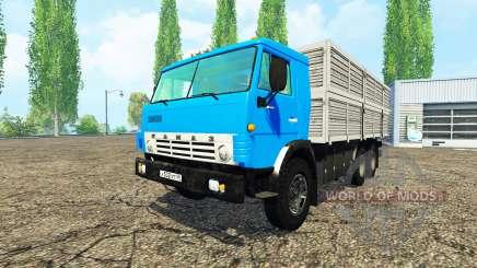KamAZ 53212 v2.0 for Farming Simulator 2015