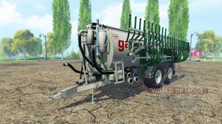 Kotte Garant VTL 19500 silver for Farming Simulator 2015