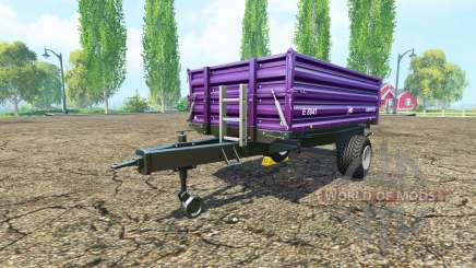 BRANTNER E 8041 compost for Farming Simulator 2015