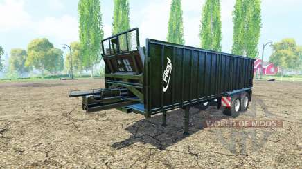 Fliegl ASS 298 wood for Farming Simulator 2015