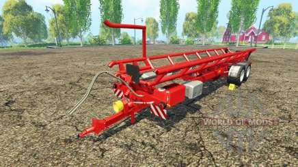 ARCUSIN Autostack RB 13-15 for Farming Simulator 2015