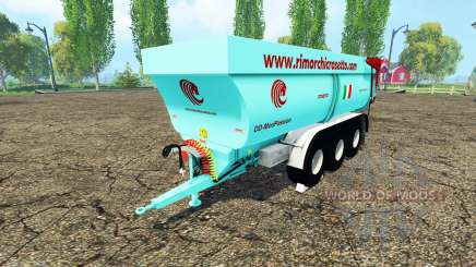 Crosetto CMR 180 for Farming Simulator 2015