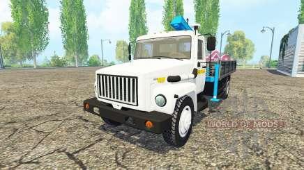 GAZ 3309 for Farming Simulator 2015