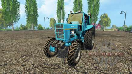 MTZ 82 Belarusian for Farming Simulator 2015